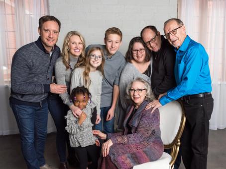 Stelzer Family
