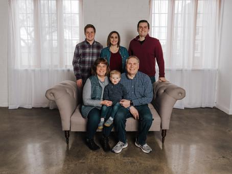 The Grieve Family