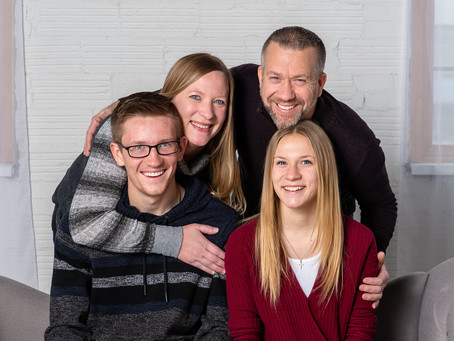 The Smeby Family