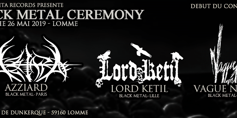 Black Metal Ceremony