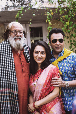 Indian cast members