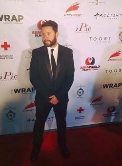 Asian World Film Festival Red Carpet