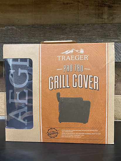 Full-Length Grill Cover Pro 780