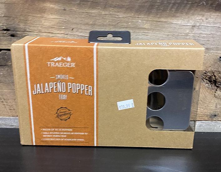 Smoked Jalapeno Popper Tray