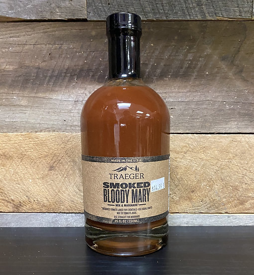 Smoked Bloody Mary Mix 750 mL