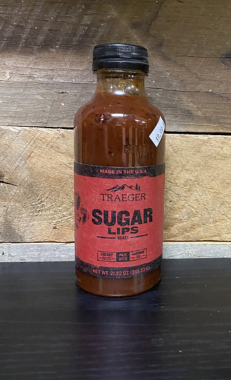 Sugar Lips Glaze BBQ Sauce