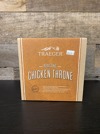 Chicken Throne