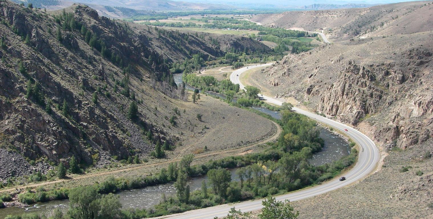 Upper Gunnison River Almont