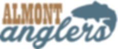 Almont Anglers logo
