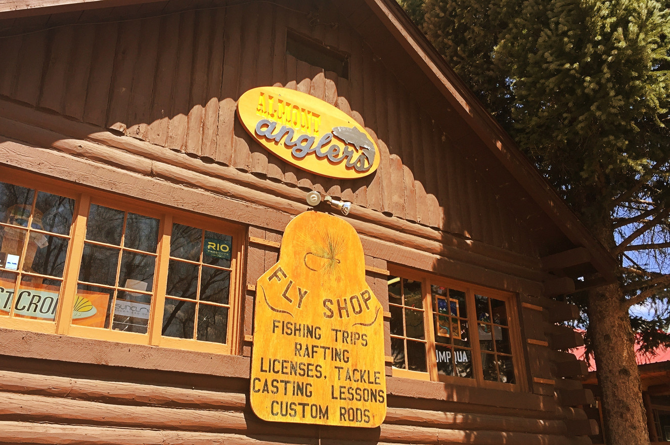 Almont Anglers Fly Shop
