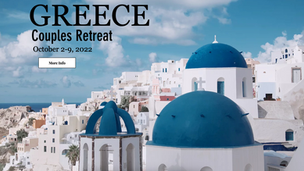 JOIN US IN GREECE! Click for details