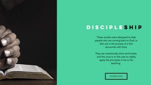 Discipleship Bible Study Series