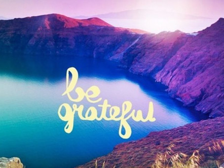 Gratitude, Health & Happiness