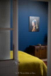 Chambre GRIET, Le 16 Maison d'hôtes en Berry, Henrichemont