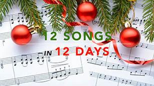 12 XMas Songs in 12 Days