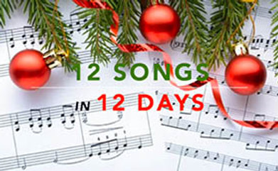 12 XMas Songs in 12 Days