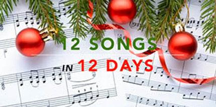 12 Canzoni in 12 Giorni