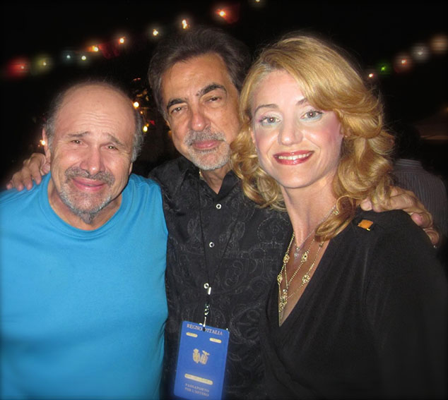 JOE MANTEGNA E ROBERT COSTANZO