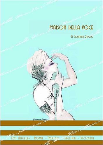 MAISON DELLA VOCE - NOTE BOOK