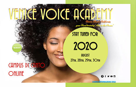 Online Special Venice Voice Academy