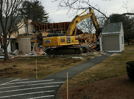 Who doesn't love some demolition?!