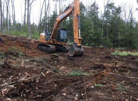 New House Lot New Ipswich NH
