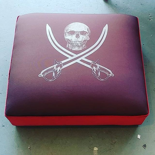 Sometimes you just need a pirate ottoman