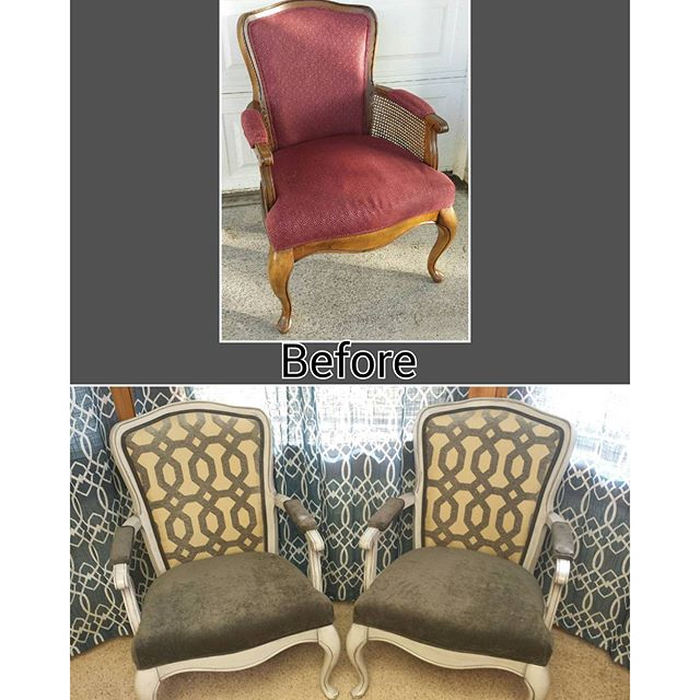 Another great transformation by Repinned!_#thriftstorefind #furniture  #design  #decor  #secondchanc