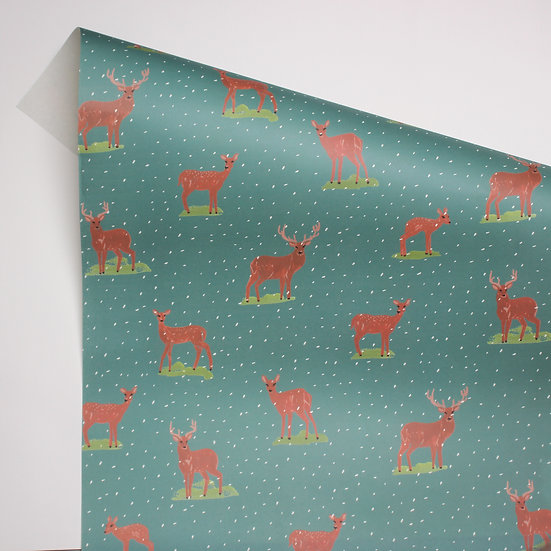 Reindeer wrap