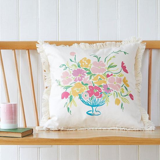 Vase cushion