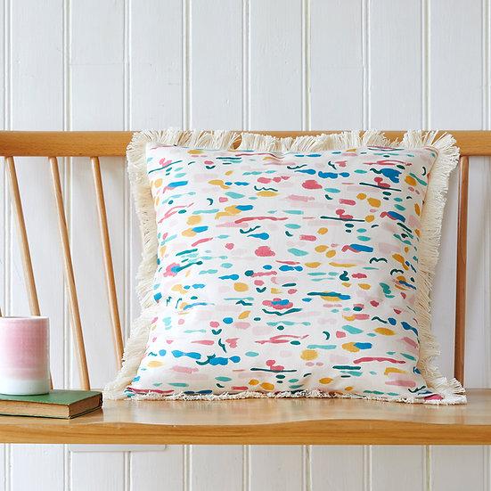 Paint Palette cushion