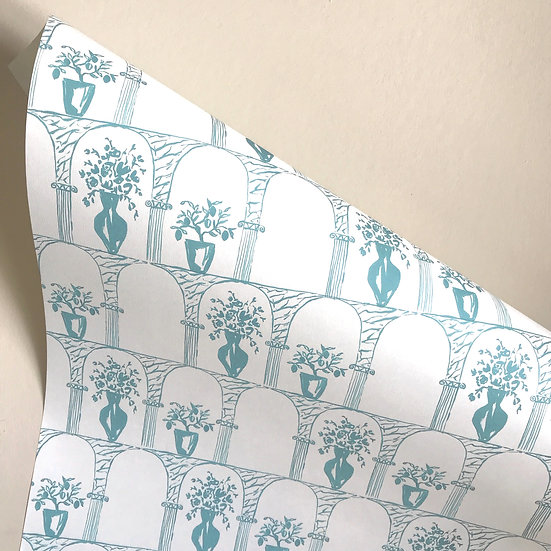 Colonnade, gift wrap