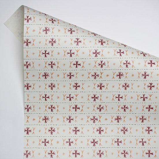 Carnation Star wrap