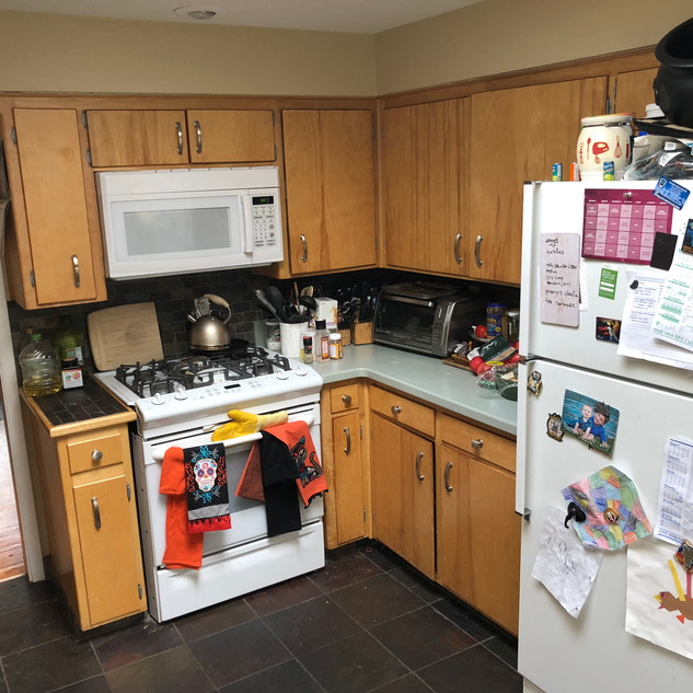 Range/fridge