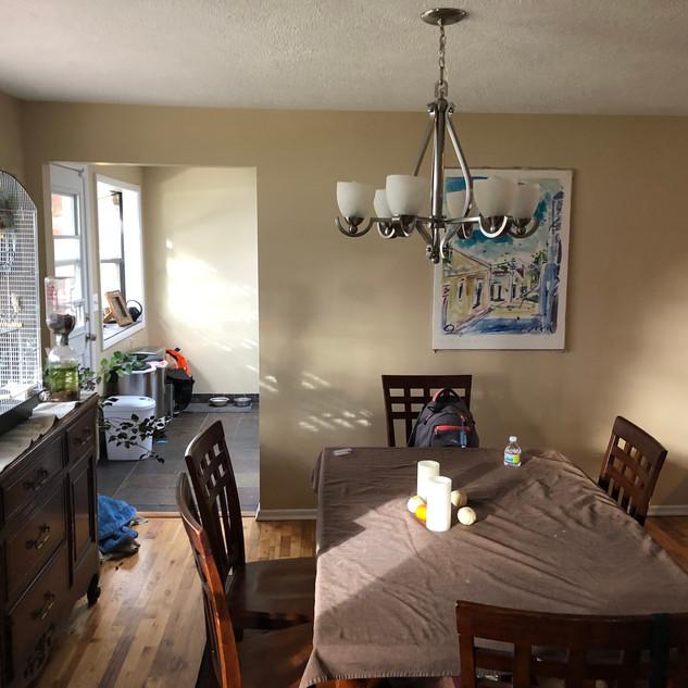 Arthur kitchen, before