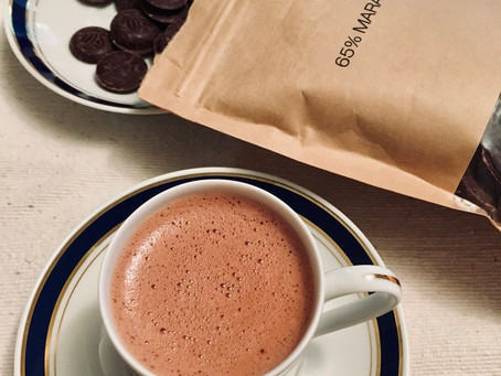 Drinking Chocolate + How to Make it
