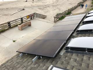 Commerical Solar Installation