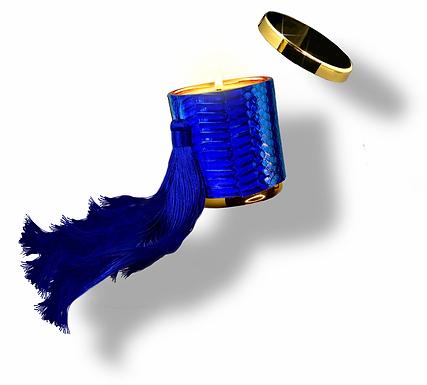 Blue Ophidian Vessel
