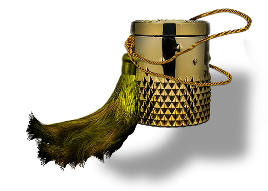 Gold Architect Vessel