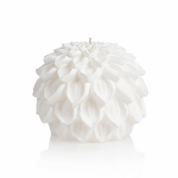 Aztec Flower Scented Candle