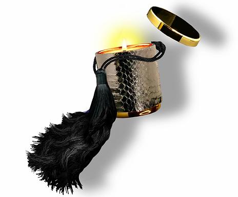 Black Ophidian Vessel