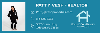 Patty Vesh Real Estate