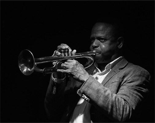 18: The Jazz Player (New Orleans) - Mike Whiffin