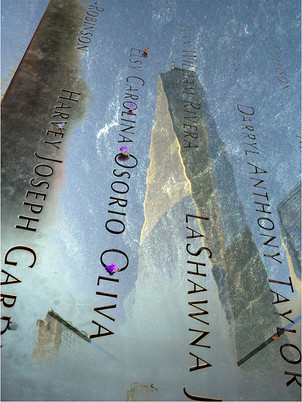 One World Trade Centre Reflection by John Pile SCORE:14