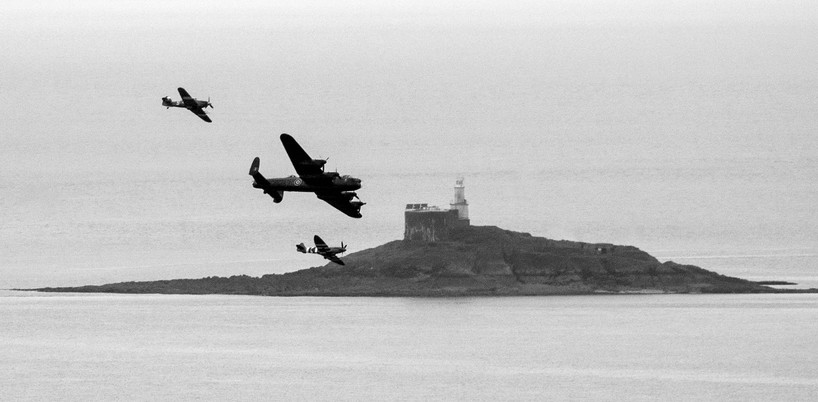 Mumbles Flypast - Samuel Mages