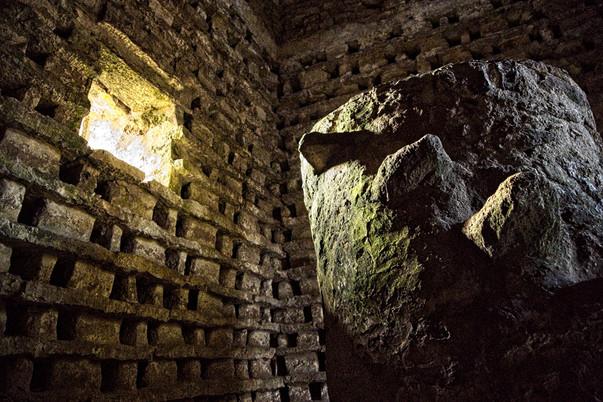 Creepy Dovecote Interior by David Anthony Jones SCORE:14