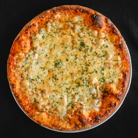 Pizza au Fruits de Mer