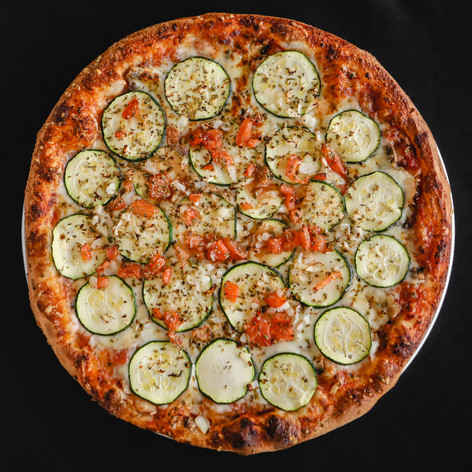 Pizza Végéyarienne