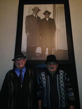 Luigi et Frank Petrozza