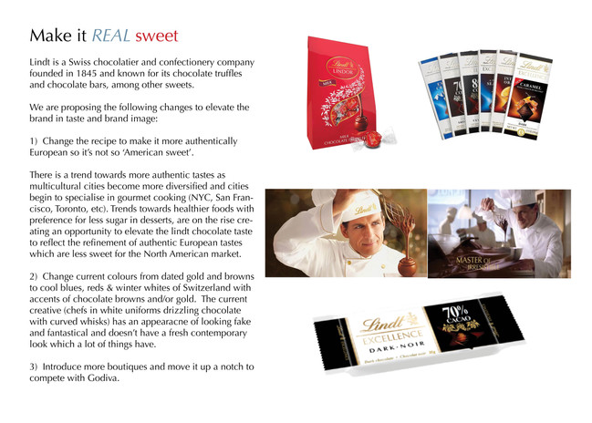 Lindt rebrand - Love the brand you hate2